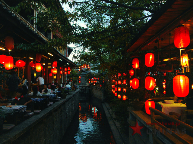 麗江古城の画像 p1_26