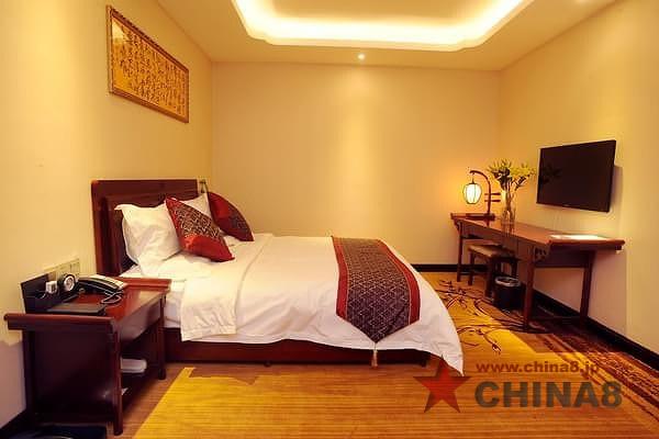 Minxing boutique hotel xi 39 an for Boutique hotel xian