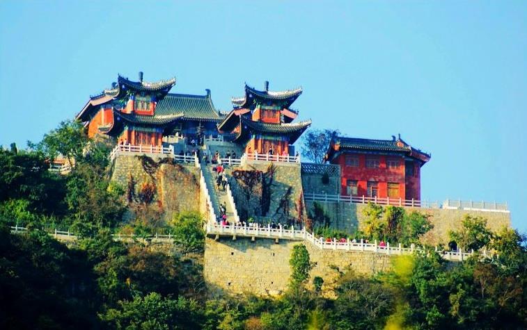 雲台山日帰りツアー<鄭州発/洛陽発> - 基本情報|中国旅行のチャイナエイト